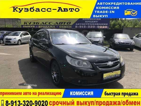 Chevrolet Epica, 2008 год, 359 000 руб.