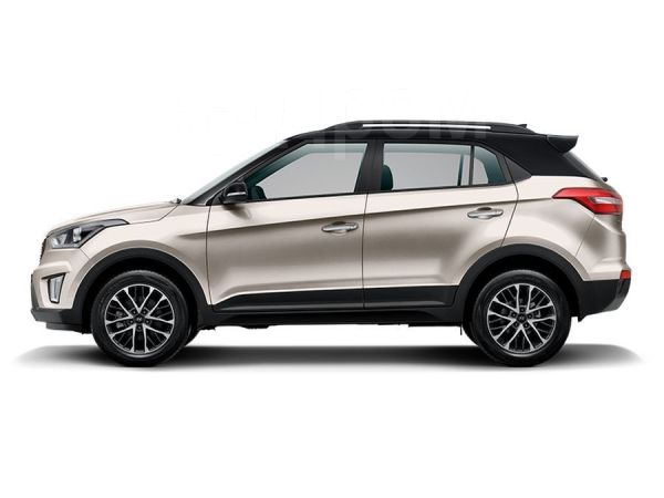 Hyundai Creta, 2020 год, 1 060 000 руб.