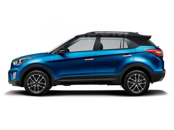 Hyundai Creta, 2020 год, 1 205 000 руб.