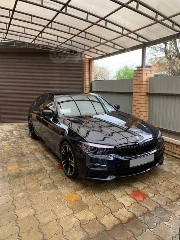 BMW 5-Series, 2017 год, 2 750 000 руб.
