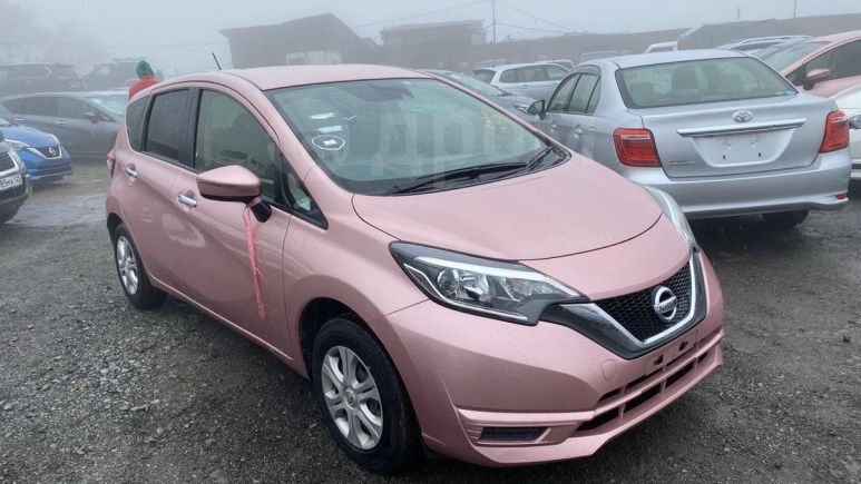 Nissan Note, 2017 год, 505 000 руб.