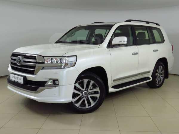 Toyota Land Cruiser, 2018 год, 5 280 000 руб.