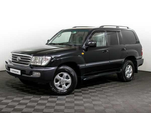 Toyota Land Cruiser, 2003 год, 1 297 000 руб.