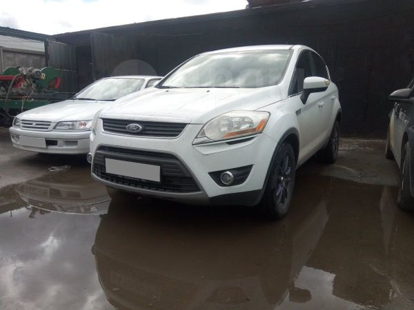 Ford Kuga, 2012 год, 790 000 руб.