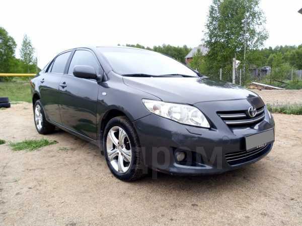 Toyota Corolla, 2008 год, 327 000 руб.
