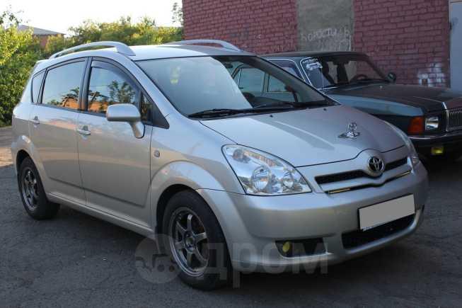 Toyota Corolla Verso, 2006 год, 510 000 руб.
