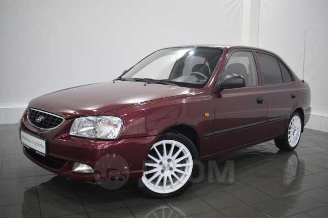 Hyundai Accent, 2007 год, 299 000 руб.