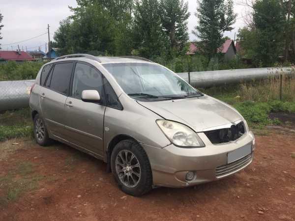Toyota Corolla Verso, 2002 год, 75 000 руб.