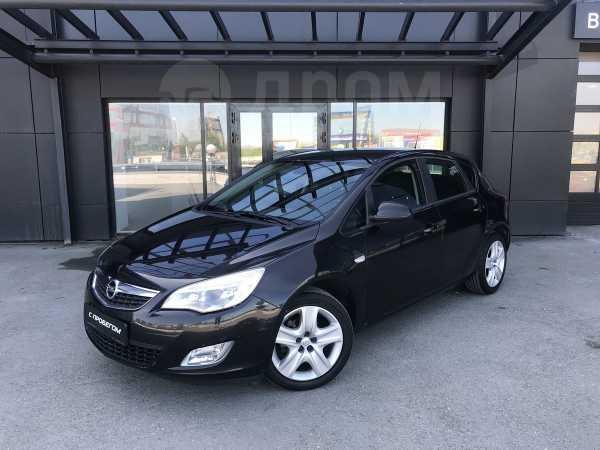 Opel Astra, 2011 год, 434 000 руб.