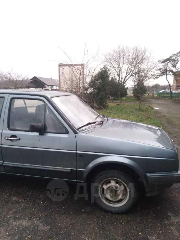 Volkswagen Golf, 1986 год, 40 000 руб.