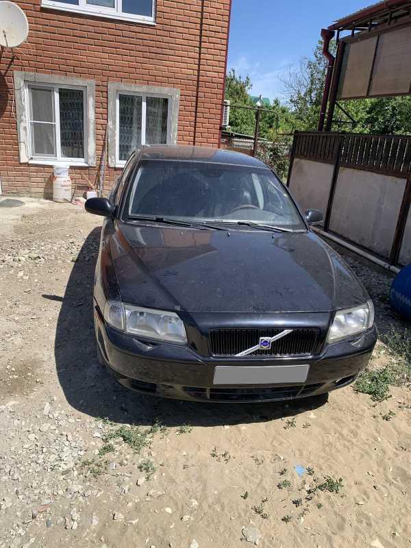 Volvo S80, 2001 год, 200 000 руб.