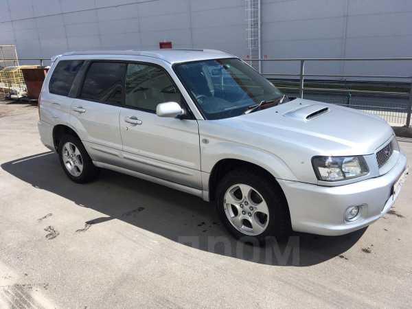 Subaru Forester, 2002 год, 455 000 руб.