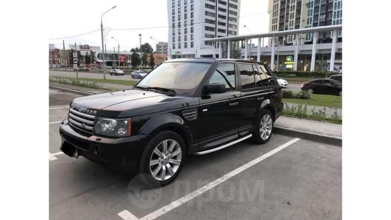 Land Rover Range Rover, 2007 год, 826 000 руб.