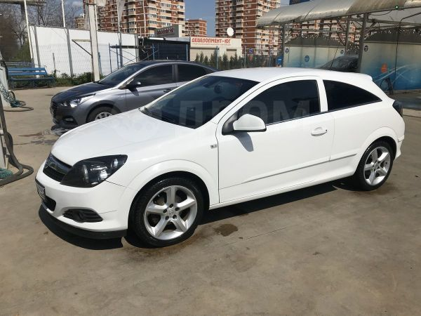 Opel Astra GTC, 2010 год, 395 000 руб.