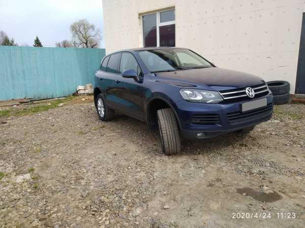 Volkswagen Touareg, 2013 год, 1 399 000 руб.