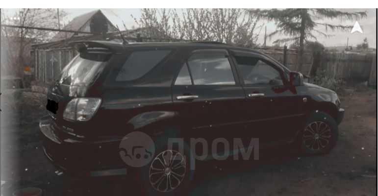Toyota Harrier, 1998 год, 410 000 руб.