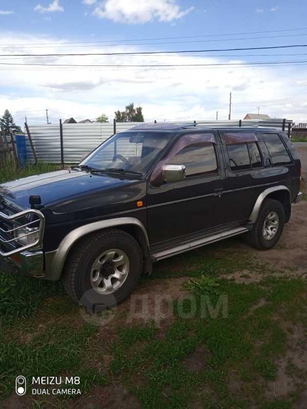 Nissan Terrano, 1993 год, 355 000 руб.