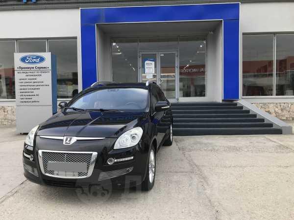 Luxgen 7 SUV, 2013 год, 458 000 руб.