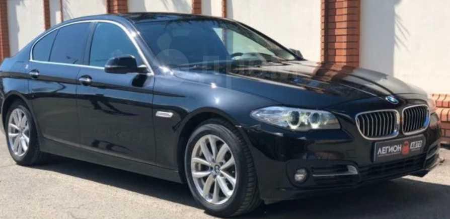 BMW 5-Series, 2014 год, 1 150 000 руб.