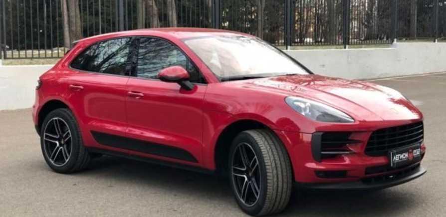 Porsche Macan, 2019 год, 4 650 000 руб.