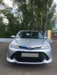Toyota Corolla Axio, 2015 год, 735 000 руб.