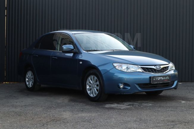 Subaru Impreza, 2008 год, 527 000 руб.