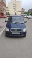 Opel Agila, 2001 год, 160 000 руб.