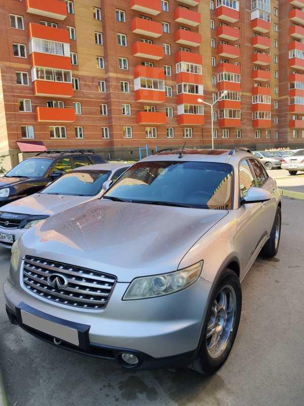 Infiniti FX35, 2003 год, 499 999 руб.