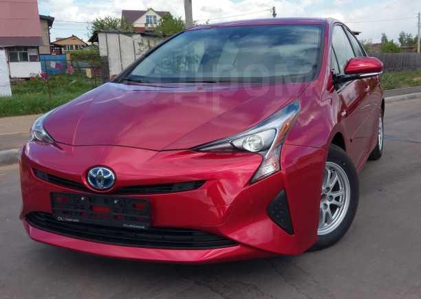 Toyota Prius, 2017 год, 1 450 000 руб.