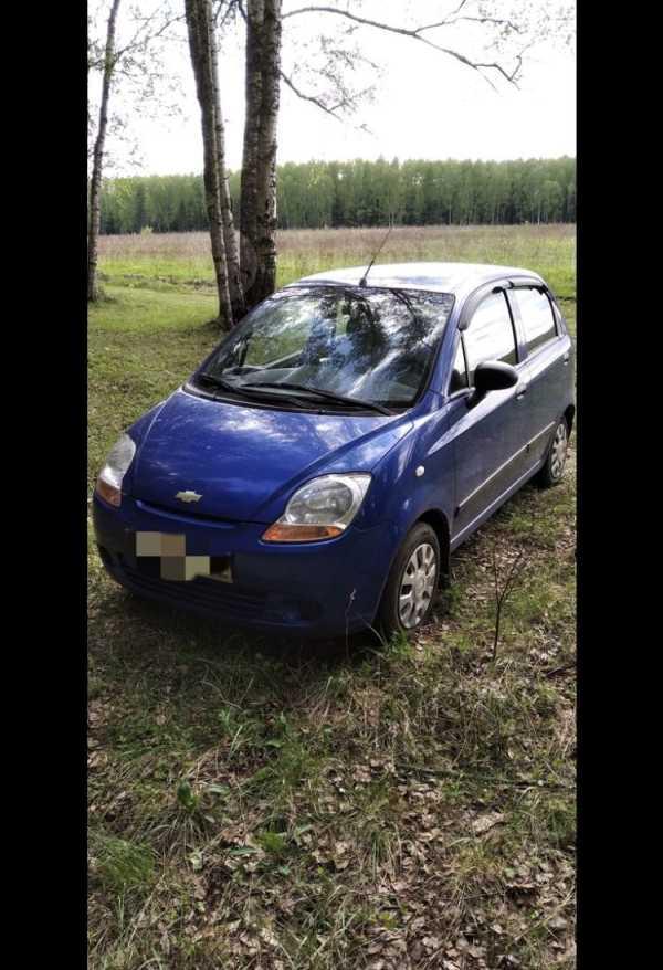 Chevrolet Spark, 2008 год, 205 000 руб.