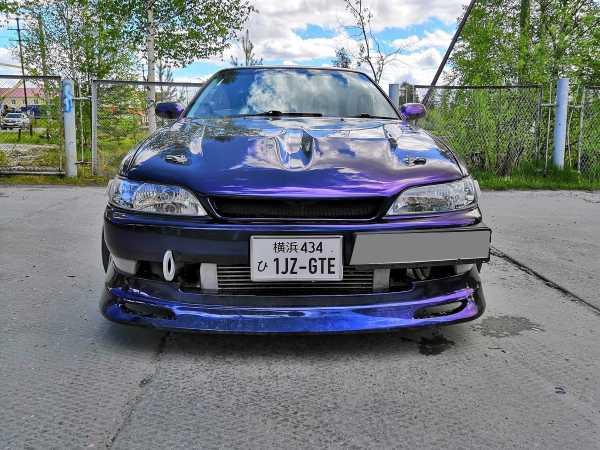 Toyota Mark II, 1995 год, 550 000 руб.