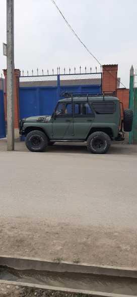 Грозный УАЗ 3151 2010