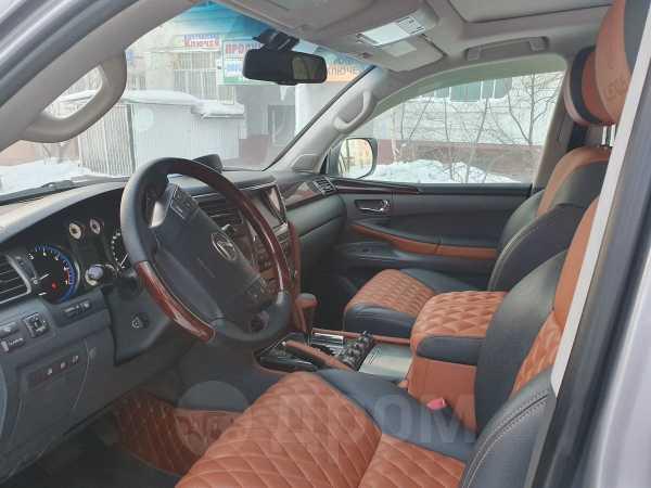 Lexus LX570, 2010 год, 2 350 000 руб.