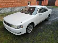 Берёзовский Cresta 1993