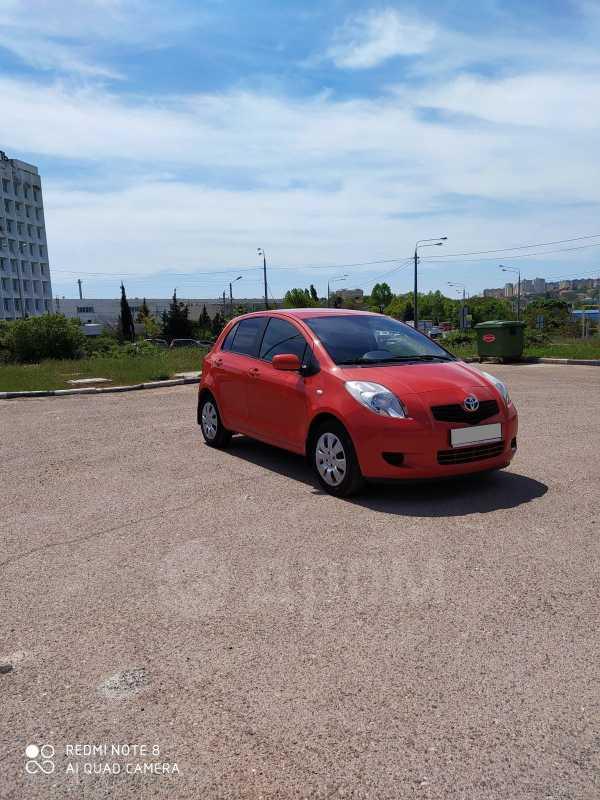 Toyota Yaris, 2007 год, 457 000 руб.