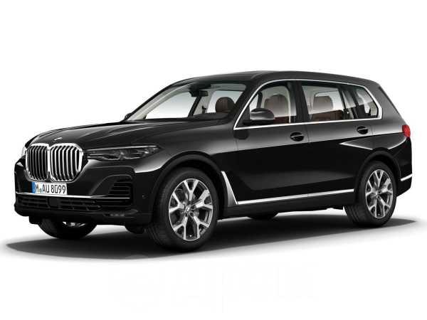 BMW X7, 2019 год, 7 800 000 руб.