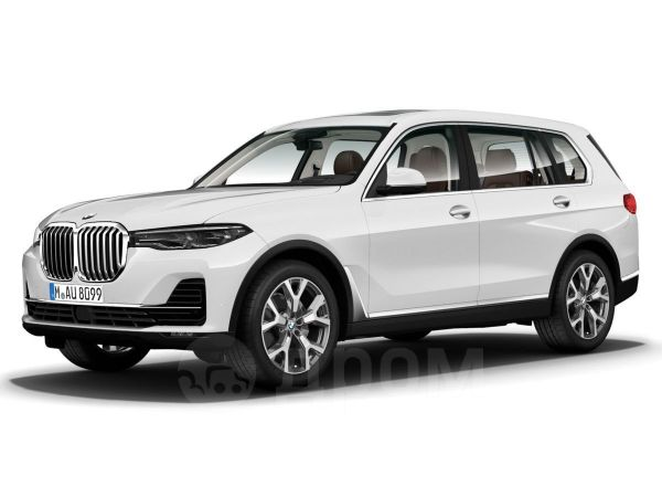 BMW X7, 2020 год, 7 800 000 руб.