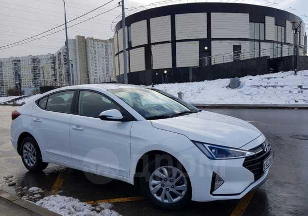 Hyundai Elantra, 2019 год, 1 090 000 руб.