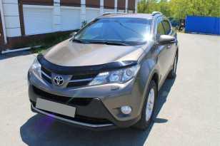 Находка Toyota RAV4 2013