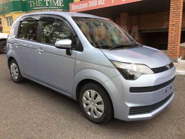 Toyota Spade, 2013 год, 535 000 руб.