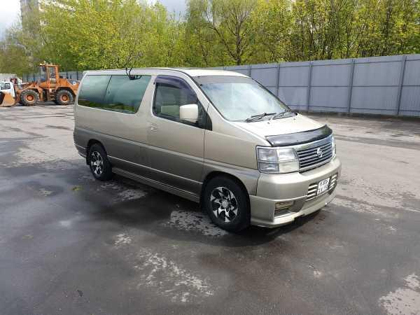 Nissan Elgrand, 1999 год, 340 000 руб.