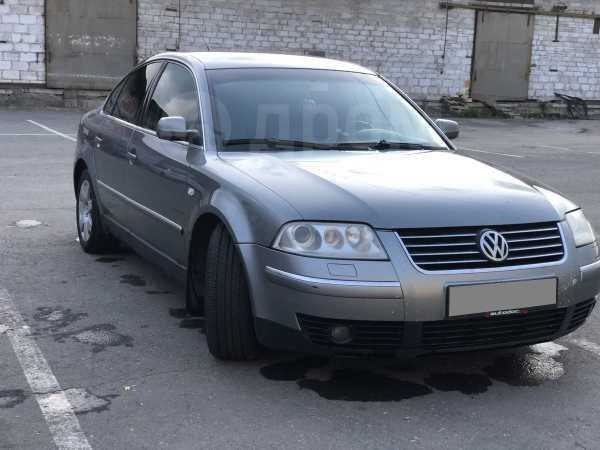 Volkswagen Passat, 2003 год, 400 000 руб.