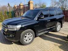 Москва Land Cruiser 2016