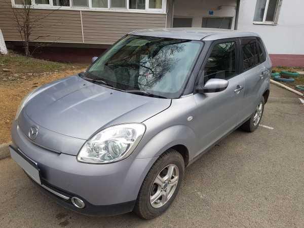 Mazda Verisa, 2006 год, 245 000 руб.