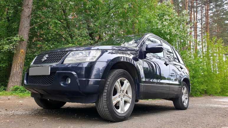 Suzuki Grand Vitara, 2011 год, 640 000 руб.
