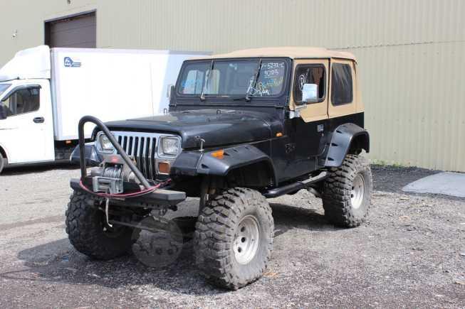 Jeep Wrangler, 1994 год, 475 000 руб.