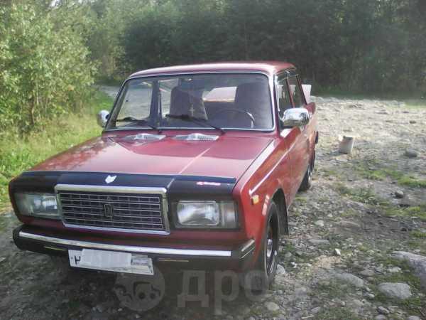 Лада 2107, 2005 год, 107 000 руб.