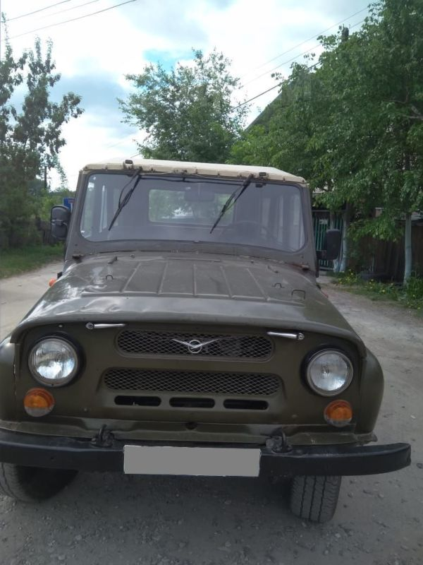 УАЗ 3151, 1990 год, 80 000 руб.