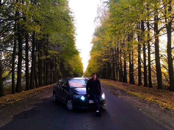 Volkswagen Polo, 2012 год, 300 000 руб.