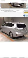 Toyota Prius a, 2012 год, 858 000 руб.